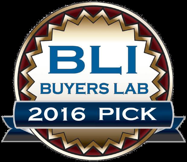 Buyer's Lab Pick Award