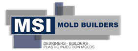 MSI Mold Builders Logo