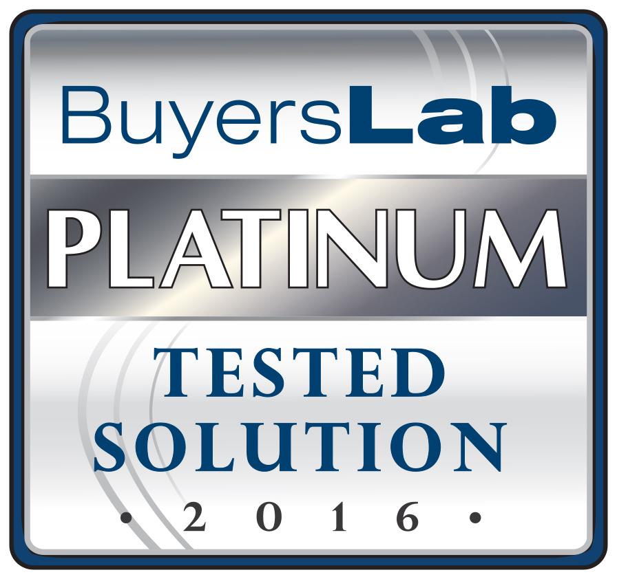 Buyers Lab Platinum Solution