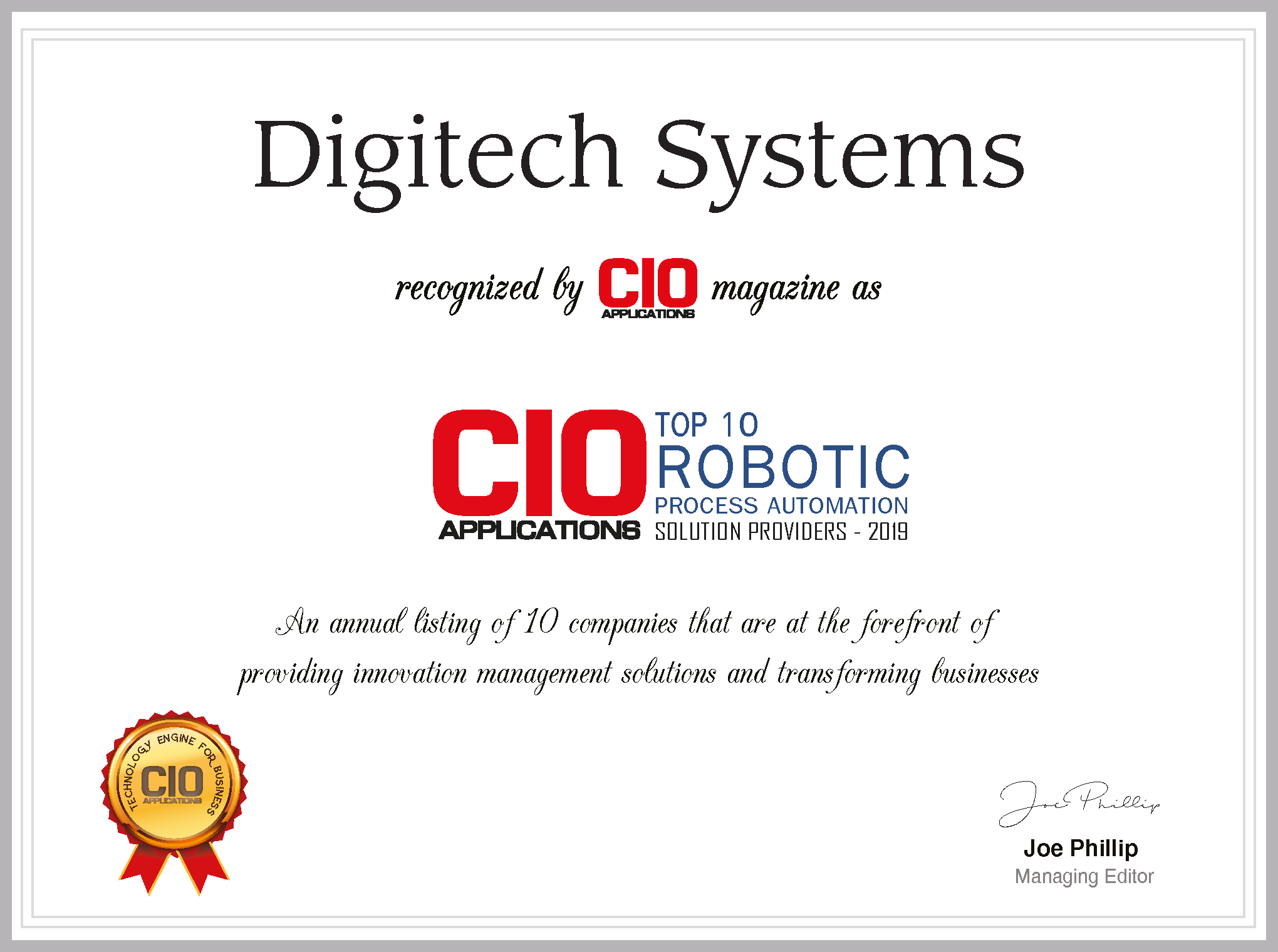 CIO-Applications-award-logo
